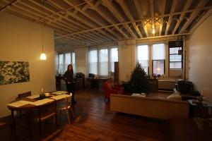 liz ainsley studio space